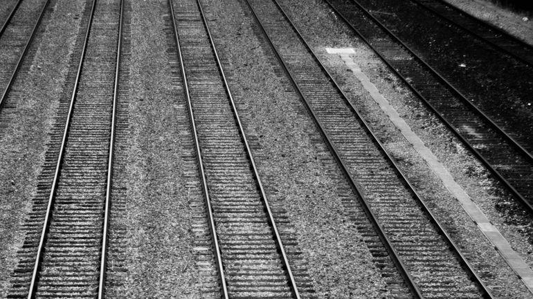 Peindre les rails en blanc? L'idée originale d'Infrabel pour faire face à la chaleur sur le réseau ferroviaire