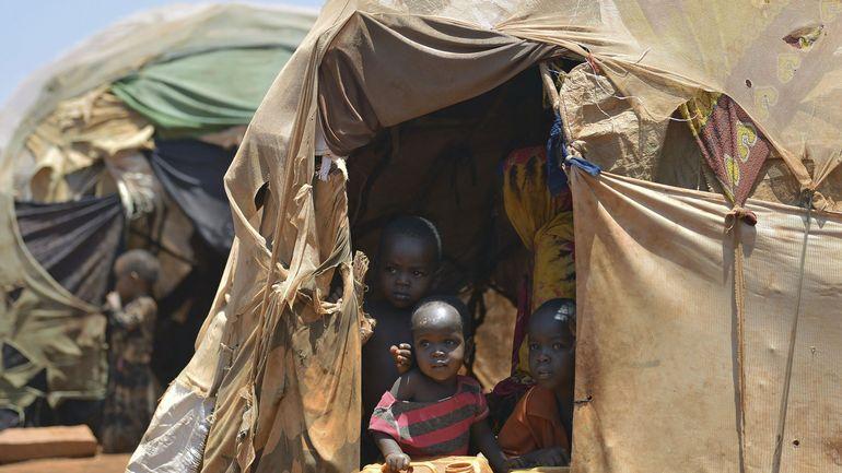 900millions d'euros d'aide humanitaire européenne, dont près de la moitié pour l'Afrique