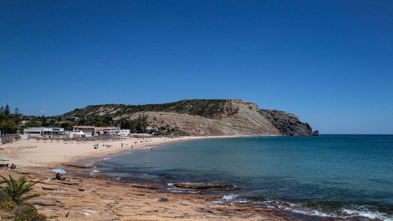 Un Belgo-canadien de 20 ans retrouvé mort sur une plage portugaise