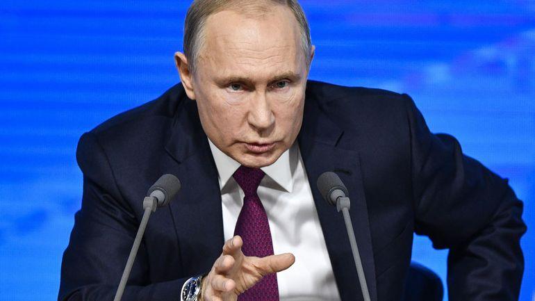 Vladimir Poutine veut que la Russie intègre le top 5 des économies mondiales