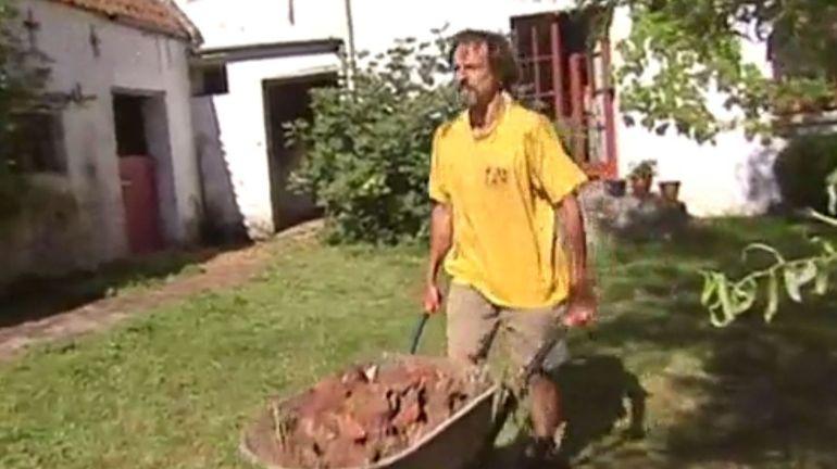 La vie en autarcie d'un avocat devenu fermier - La Belge histoire de 7 à la Une