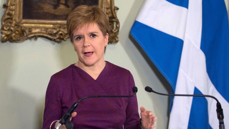 Brexit: Boris Johnson rejette la demande écossaise d'un nouveau référendum d'indépendance