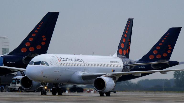 Brussels Airlines annule tous ses vols du 13 février, jour de grève nationale