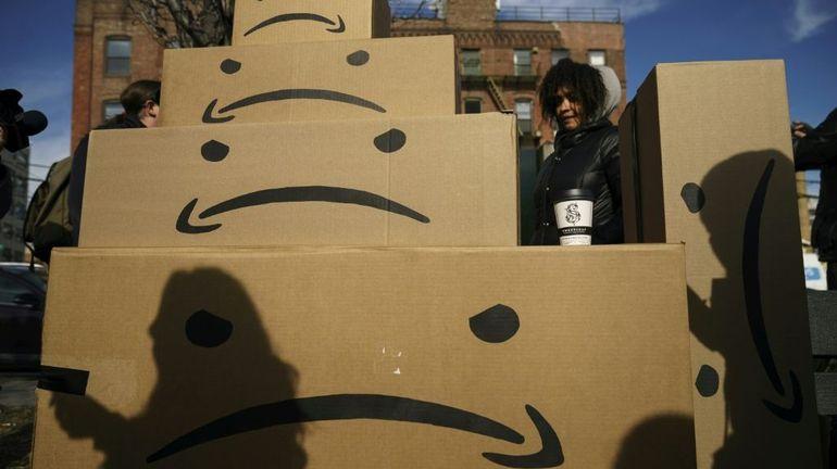 USA: les subventions publiques pour de nouveaux sièges d'Amazon suscitent les critiques