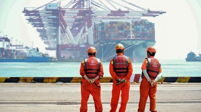 Guerre commerciale avec les Etats-Unis de Trump : les exportateurs chinois s'adaptent pour survivre