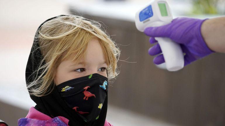 Pas d'immunité croisée chez les enfants : le contact avec le rhume ou la bronchite ne les protège pas du Covid 19