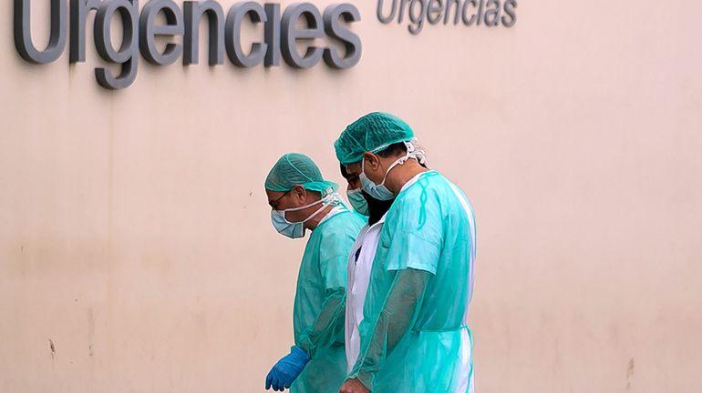 Coronavirus dans le monde: des chiffres records de décès en Italie, Espagne et aux États-Unis