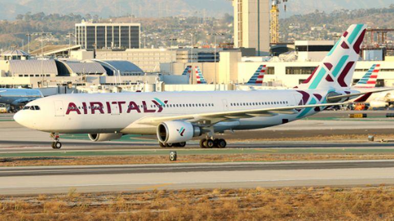 La compagnie Air Italy met la clef sous la porte, 1200 emplois en jeu