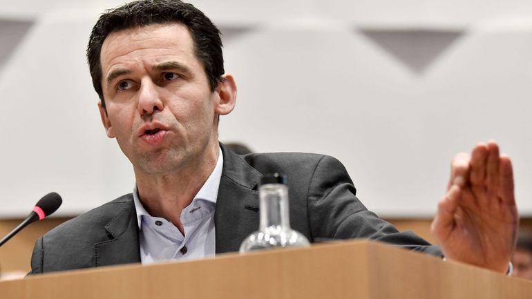 Veviba: Jean-Marc Nollet regrette ne pas avoir eu accès au rapport, Denis Ducarme annonce qu'il sera disponible à 16h