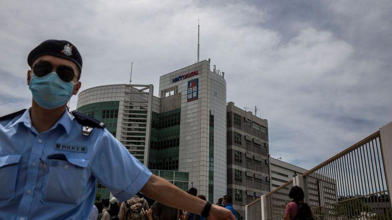 Loi sur la sécurité nationale à Hong Kong : Pékin sanctionne à son tour 11 responsables américains