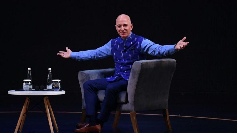 Jeff Bezos, patron d'Amazon, achète une propriété à Los Angeles pour 165 millions de dollars