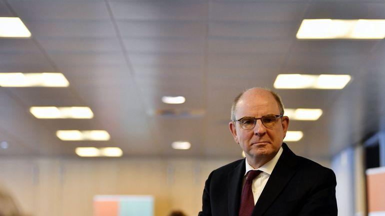 Coronavirus : le vice-Premier ministre CD&V Koen Geens soutient une régionalisation des soins de santé
