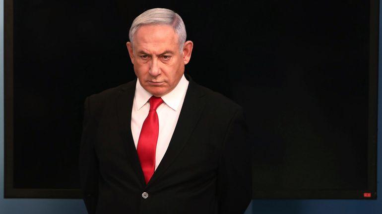 Israël: le président du Parlement démissionne, un coup dur pour Netanyahu