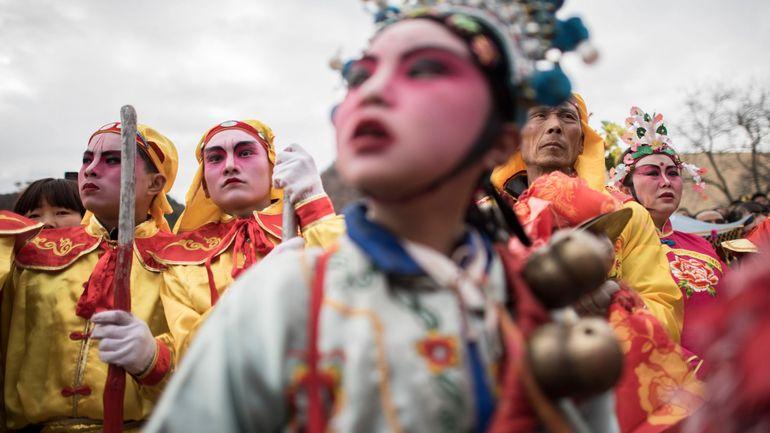 Coronavirus: la ville de Pékin annule les festivités du Nouvel an chinois