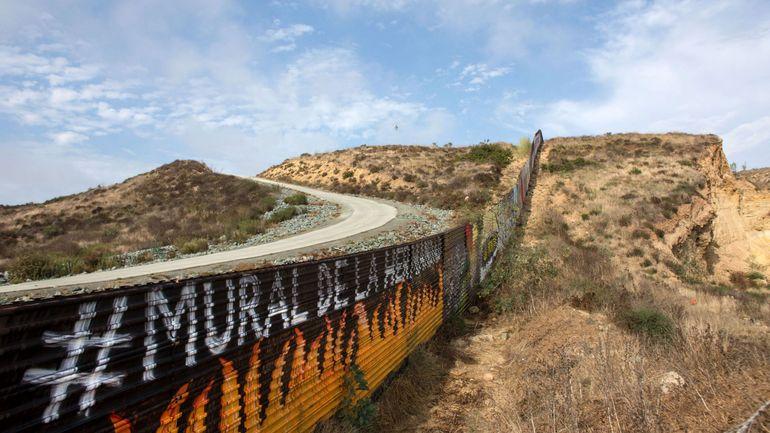 USA: plainte de la Californie contre la construction du mur anti-immigration