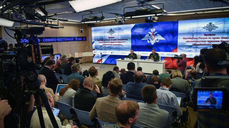 Vol MH17: à quoi s'attendre lors de la conférence de presse de 13heures?