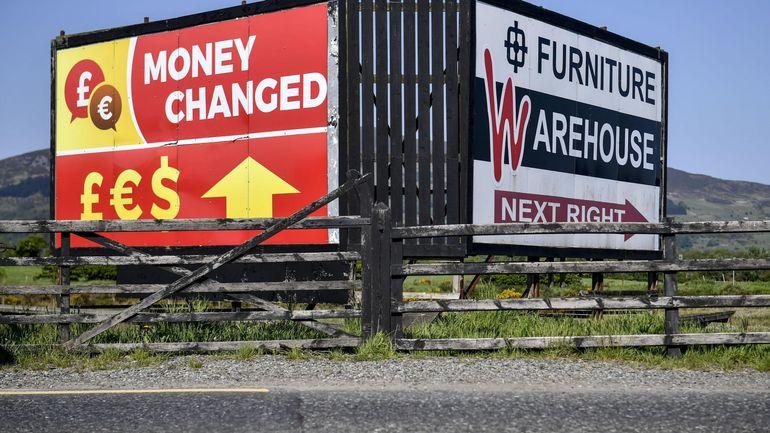 Brexit: la croissance irlandaise réduite quasi à néant en cas de Brexit sans accord
