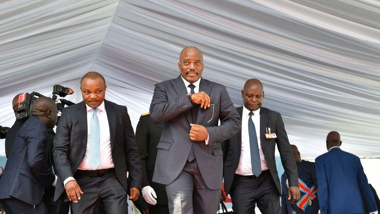 """RDC: des ONG veulent poursuivre en justice l'ex-patron de la """"police politique"""" de Kabila"""