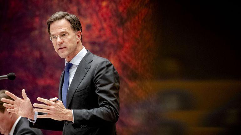 Pays-Bas: le Premier ministre veut permettre une immunité collective