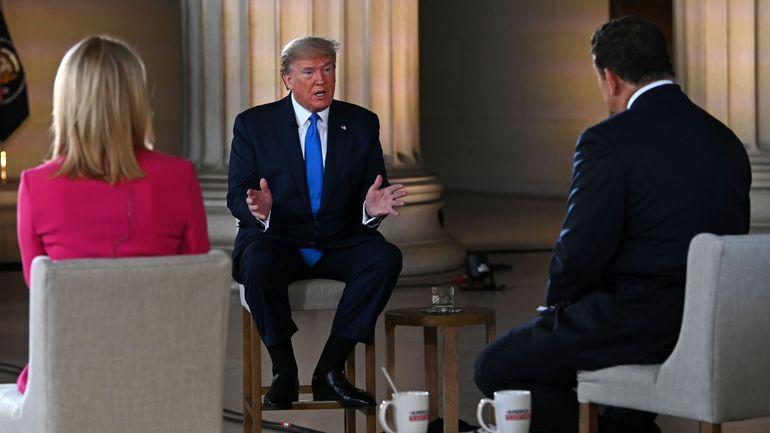 Coronavirus : Donald Trump estime qu'un vaccin sera disponible d'ici fin 2020