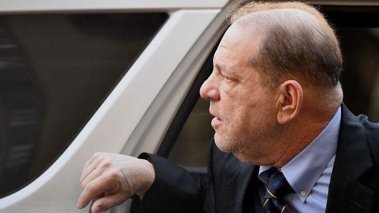 Harvey Weinstein et sa «liste rouge» des femmes susceptibles de le dénoncer