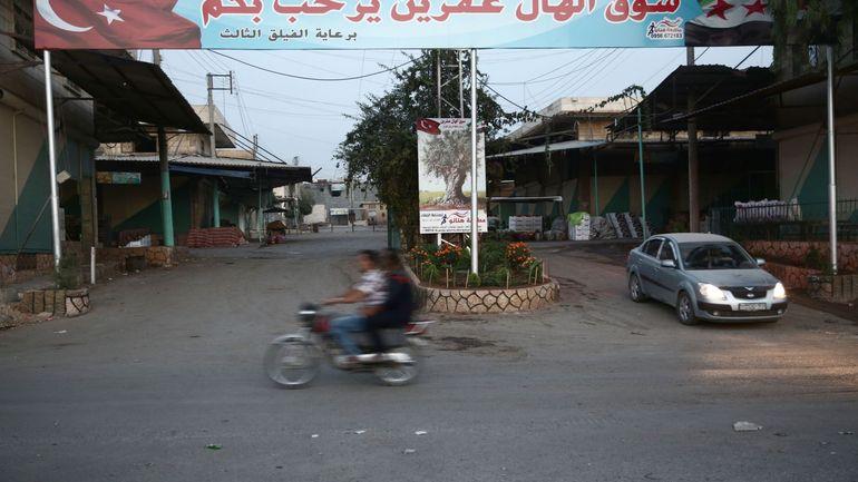 Syrie: combats inédits entre rebelles pro-turcs, 11 personnes ont perdu la vie