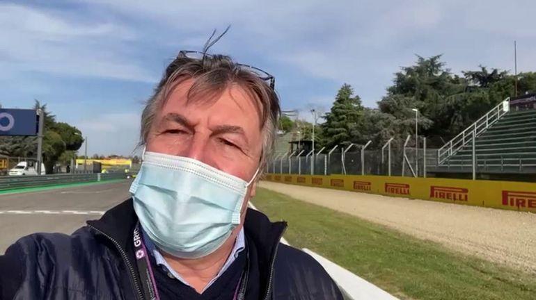 """GP d'Imola : Gaëtan Vigneron, """"Pour battre Mercedes, Red Bull doit d?abord être fiable?"""""""