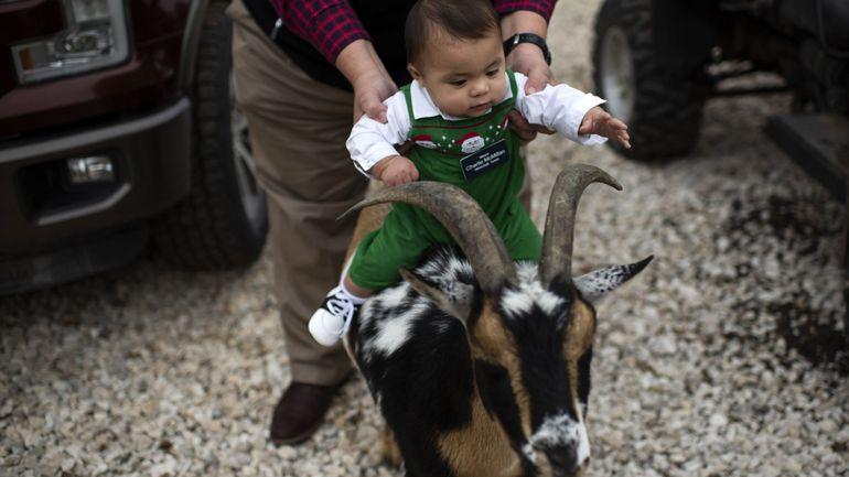 """""""Make America kind again"""": au Texas, un bébé de sept mois devient le plus jeune maire des États-Unis"""