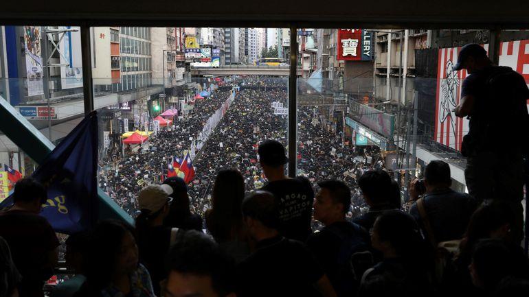 Le système politique de Hong Kong est-il en crise? 5 questions à Eric Florence, directeur du Centre d'études français sur la Chine contemporaine