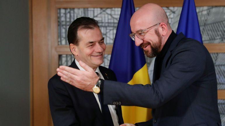 Coronavirus: Ludovic Orban, le Premier ministre roumain se met en quarantaine