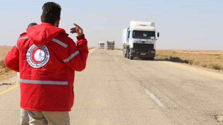 L'aide humanitaire transfrontalière à la population syrienne reconduite mais réduite