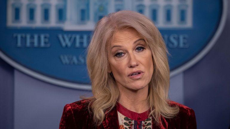 Etats-Unis: Kellyanne Conway, proche conseillère de Donald Trump, démissionne de la Maison-Blanche