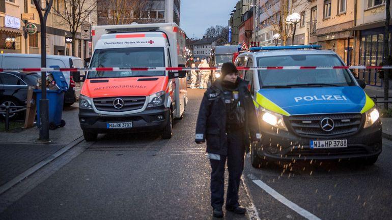Attentat raciste en Allemagne: l'auteur présumé a publié une vidéo quelques jours avant les faits