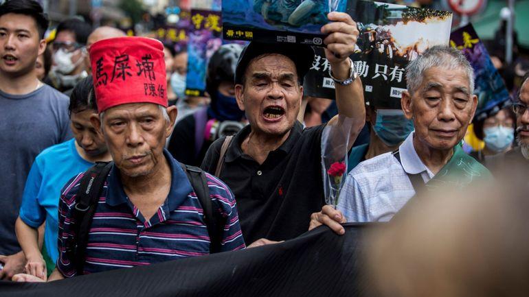 Hong Kong: départ d'un nouveau week-end de contestation, malgré les avertissements de la police