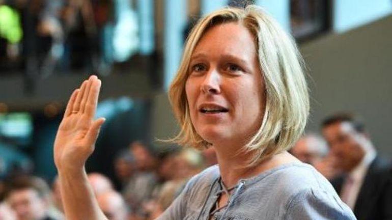 Petite enfance, Culture, Santé: Bénédicte Linard, une enseignante attirée en politique par J-M. Nollet