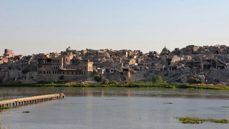 Irak: 71 morts dans le naufrage d'un bac sur le fleuve Tigre à Mossoul