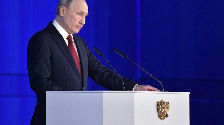 Russie: Poutine veut un référendum pour renforcer le Parlement