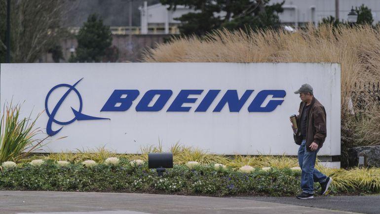 Coronavirus : Boeing lance un plan de départs volontaires pour faire face à la crise