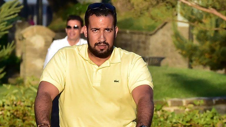 Alexandre Benalla, l'ex-collaborateur d'Emmanuel Macron accusé de violences, placé en garde à vue