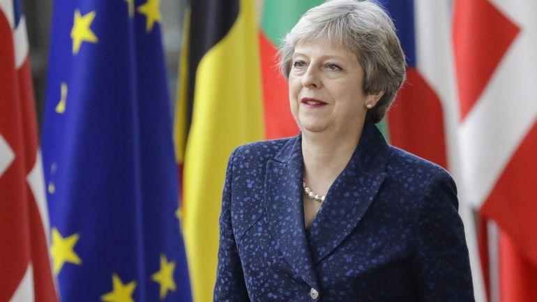 Brexit: Theresa May réclame des propositions de l'UE pour sortir de l'impasse