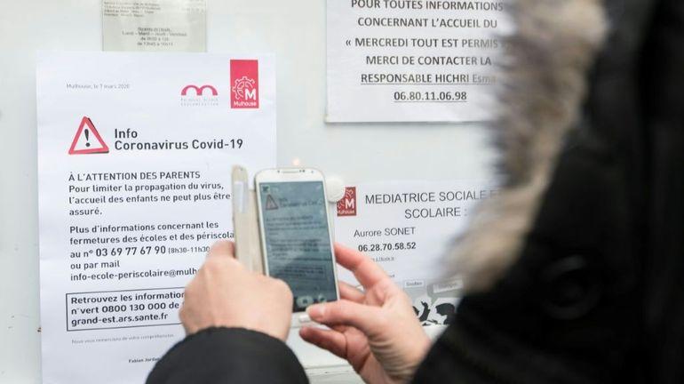 Coronavirus: la France toujours au stade 2, la Chine entrevoit la fin de la crise