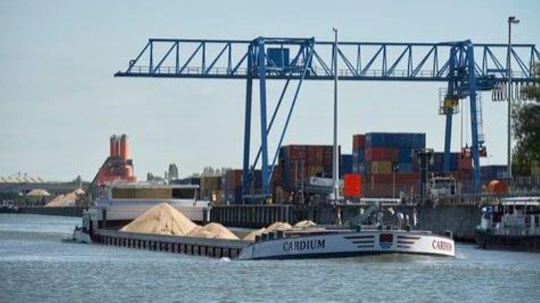 Un partenariat entre le port de Bruxelles et celui de Québec