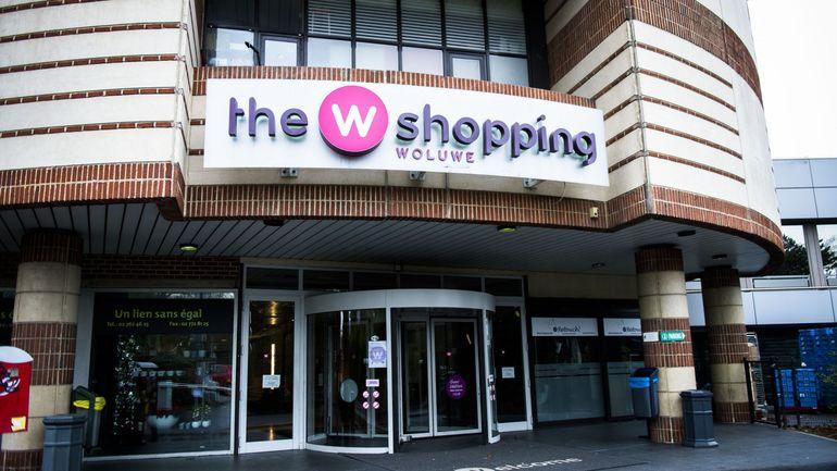 Des Néerlandais rachètent le Woluwe Shopping Center