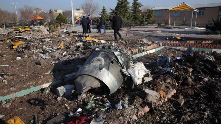 Avion ukrainien abattu en Iran: l'intégralité du communiqué de l'état-major iranien