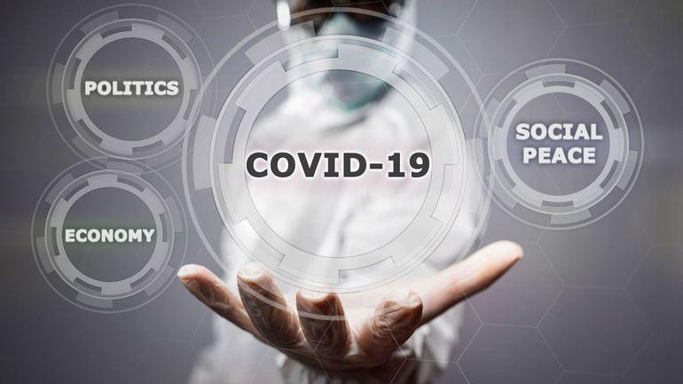 Coronavirus: la situation instable de l'après Covid-19 menace la paix mondiale mais la Belgique progresse