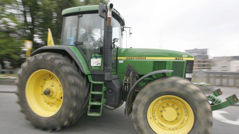 Scandale Veviba: les agriculteurs manifestent à Namur ce mercredi