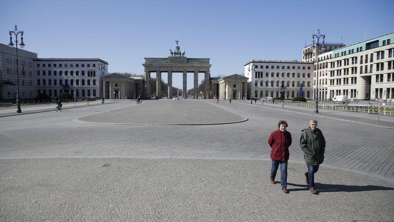 Coronavirus en Allemagne: les mesures de restriction prolongées jusqu'au 19avril