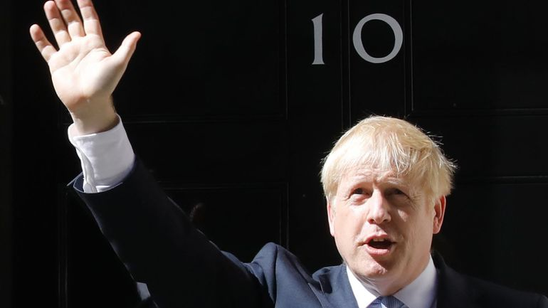 Coronavirus au Royaume-Uni: première apparition en public de Boris Johnson depuis sa guérison du Covid-19