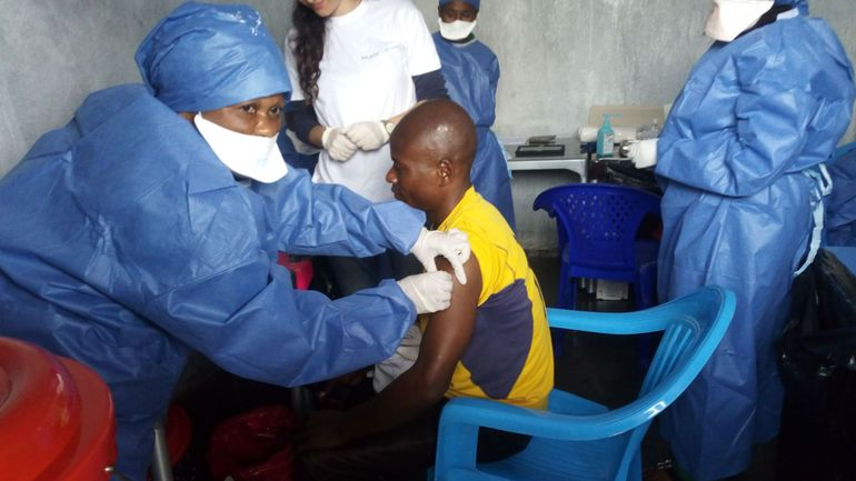 """RDC: l'épidémie d'Ebola devrait être éradiquée """"d'ici à la fin de l'année"""", estime Félix Tshisekedi"""