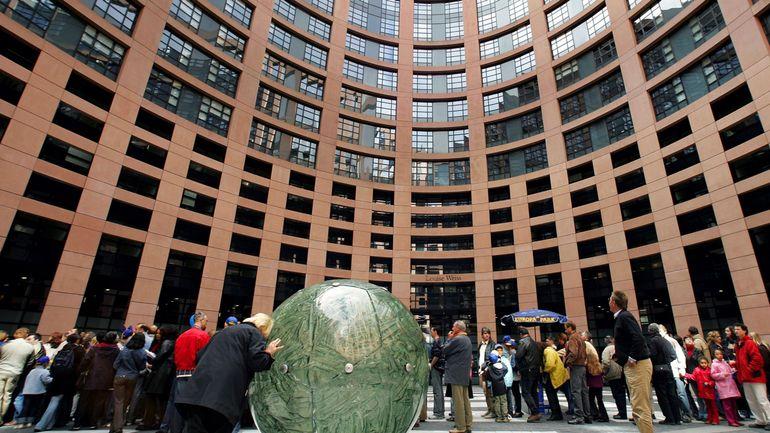 Coronavirus: le Parlement européen à Strasbourg va être transformé en centre de dépistage